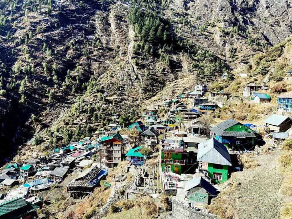 Offbeat Places Of Kasol