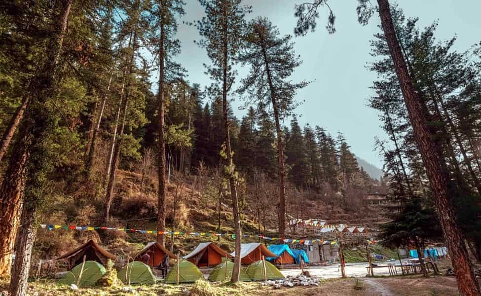Camping in Kasol with Trek to Malana Magic Valley