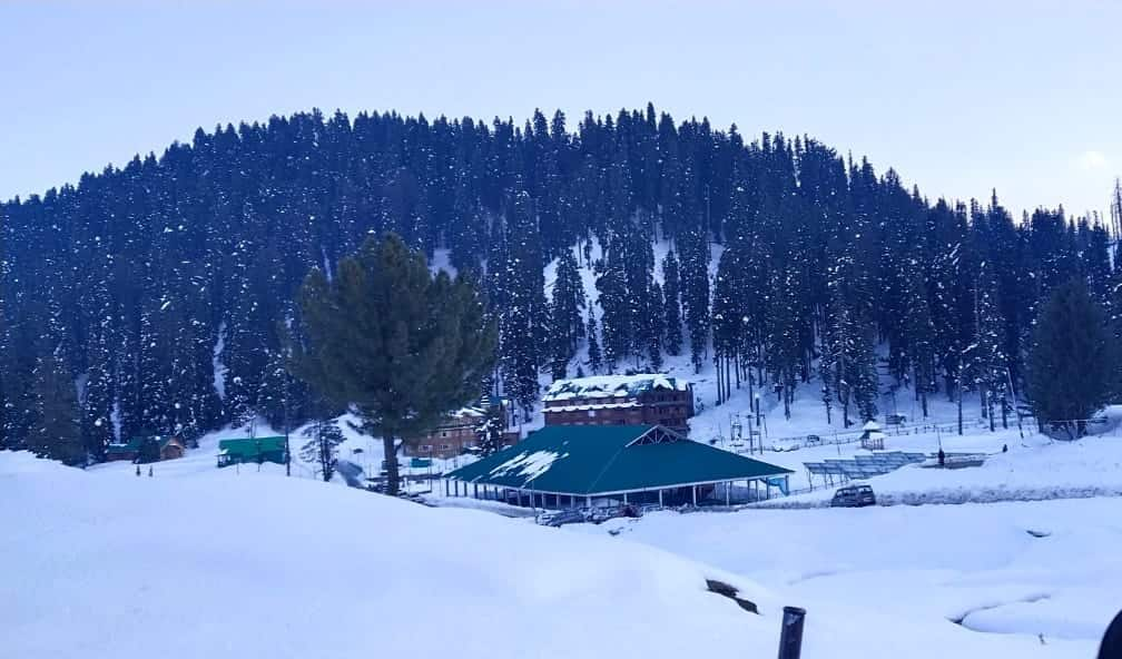 Best Season To Visit Gulmarg