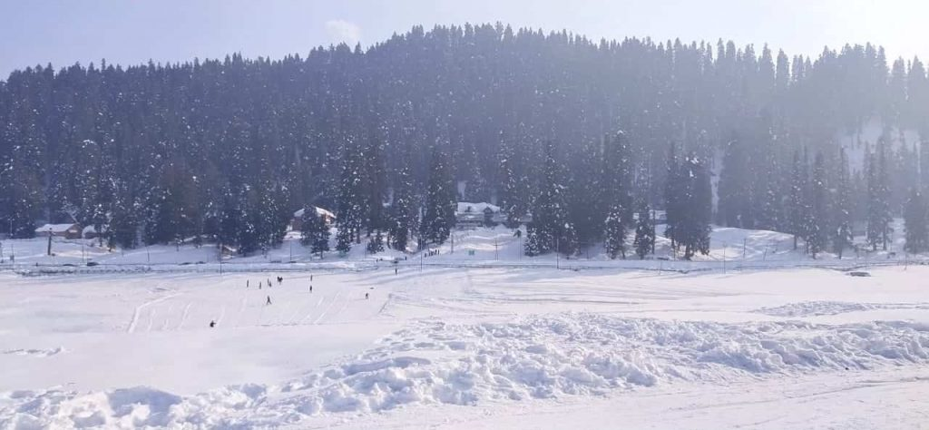 Itinerary For Gulmarg