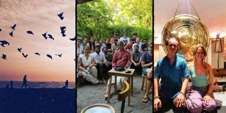 How do I become a citizen of Auroville?